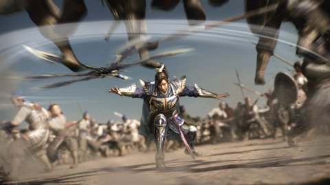 L'open world di Dynasty Warriors 9 si mostra nuovamente in video