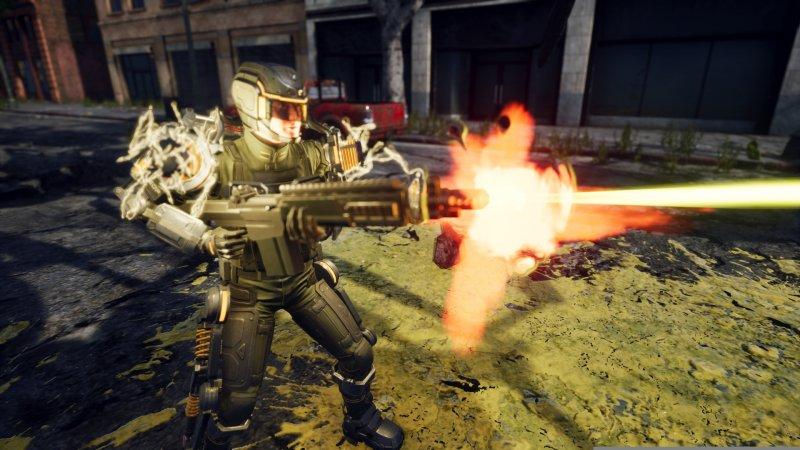 Earth Defense Force: Iron Rain per PC, la recensione