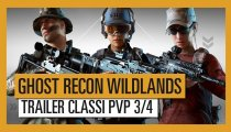 Tom Clancy's Ghost Recon: Wildlands - Trailer della classi nella modalità Ghost War