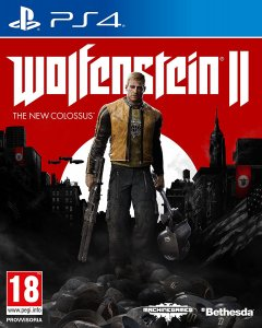 Wolfenstein II: The New Colossus per PlayStation 4