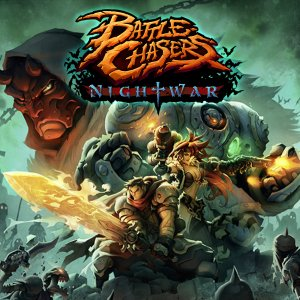Battle Chasers: Nightwar per PlayStation 4
