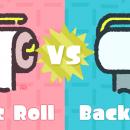 Splatoon 2: per il prossimo Splatfest, Nintendo propone il classico dilemma sull'orientamento della carta igienica