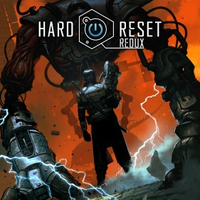 Hard Reset Redux per PlayStation 4