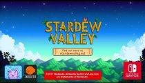 Stardew Valley - Trailer della versione Switch