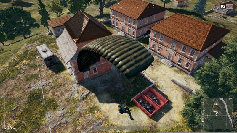 Il primo mese di PlayerUnknown's Battlegrounds su console