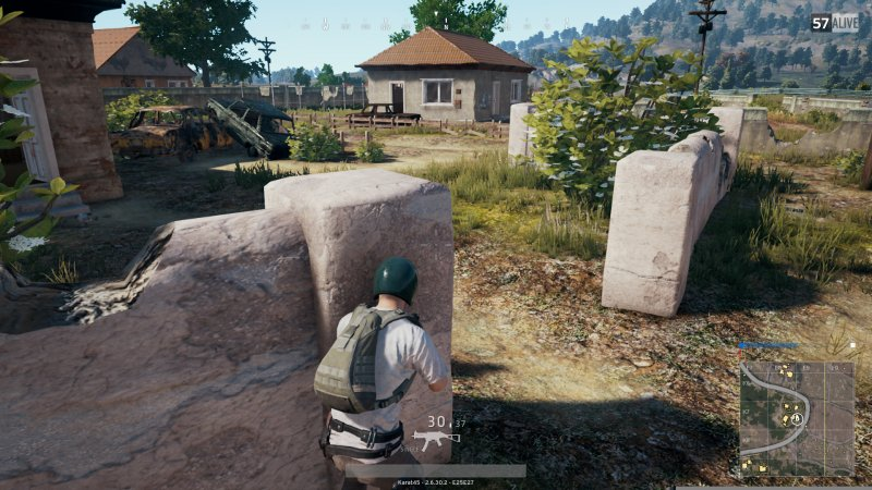 Scavalca che ti passa in Playerunknown's Battlegrounds