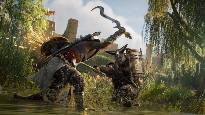 La recensione di Assassin's Creed Origins, mummia o faraone?