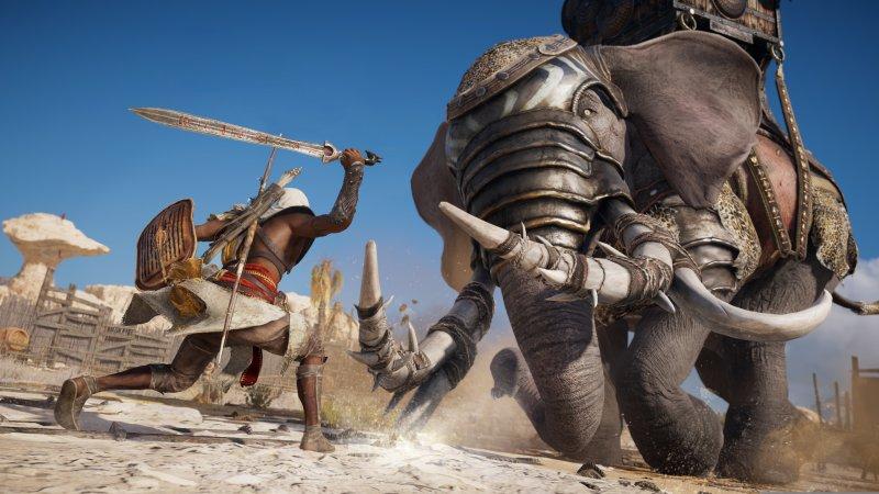 Come si comporta Assassin's Creed Origins su Xbox One X?