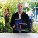 La Xbox One S Minecraft Limited Edition è davvero carina, vediamo l'unboxing