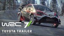 WRC 7 - Il trailer della Toyota