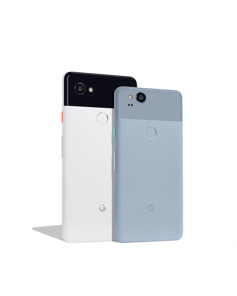 Google Pixel 2 e Pixel 2 XL presentati ufficialmente, ecco le caratteristiche