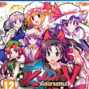 Touhou Kobuto V: Burst Battle per PlayStation Vita