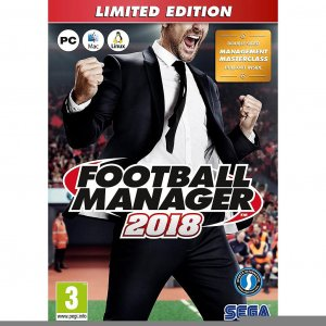 Football Manager 2018 per PC Windows