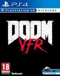 DOOM VFR per PlayStation 4