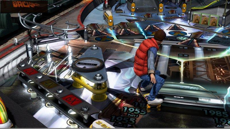 Squali, alieni e giochi di luce: la recensione di Pinball FX3