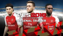Pro Evolution Soccer 2018 - Trailer Arsenal