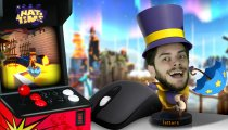 A Hat in Time - Sala Giochi