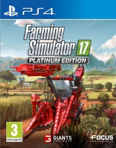 Farming Simulator 17 Platinum Edition per PlayStation 4
