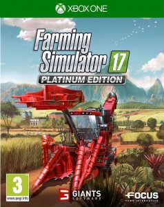 Farming Simulator 17 Platinum Edition per Xbox One