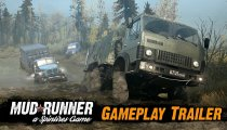 Spintires: MudRunner - Il trailer di gameplay