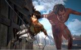 A.O.T. 2, il nuovo gioco di Attack on Titan, arriverà a marzo 2018 - Notizia