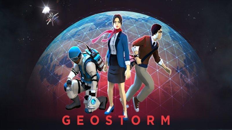 Survival puzzle – la recensione di Geostorm