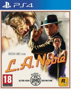 L.A. Noire per PlayStation 4