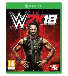 WWE 2K18 per Xbox One