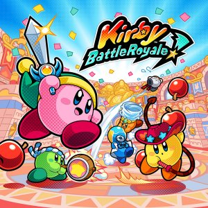 Kirby: Battle Royale per Nintendo 3DS