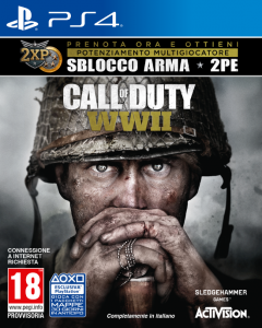 Call of Duty: WWII per PlayStation 4