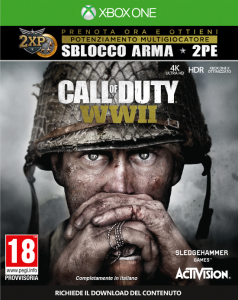 Call of Duty: WWII per Xbox One