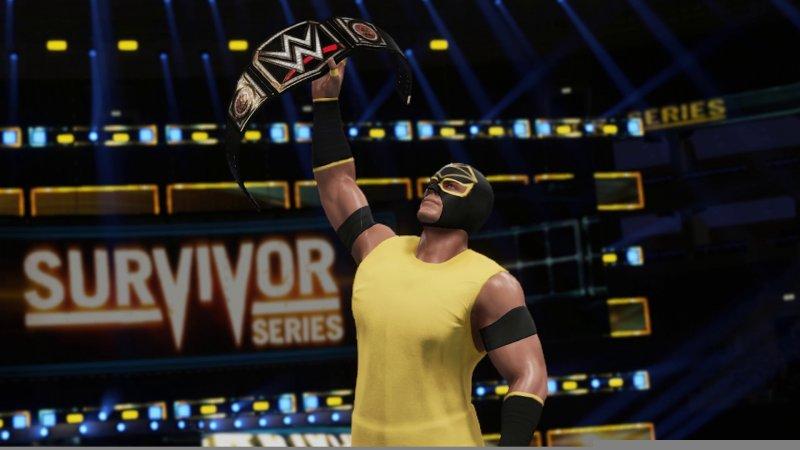 Redesign, rebuild, reclaim? La recensione di WWE 2K18