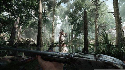 L'alpha a numero chiuso di Hunt: Showdown parte a fine mese, ecco un nuovo trailer