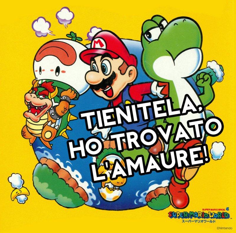 What's the story? La verissima storia di Super Mario