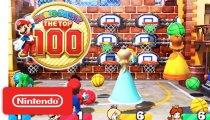 Mario Party: The Top 100 - Trailer delle modalità e degli amiibo