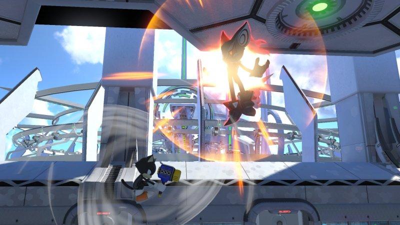 Vediamo il trailer di lancio di Sonic Forces