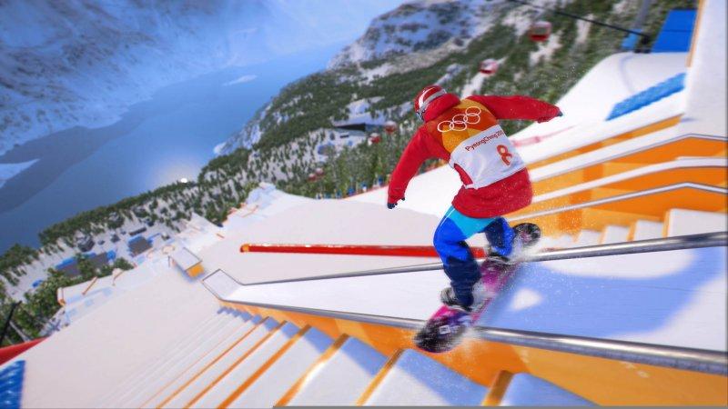 Si torna sulla neve con la recensione di Steep: Road to the Olympics