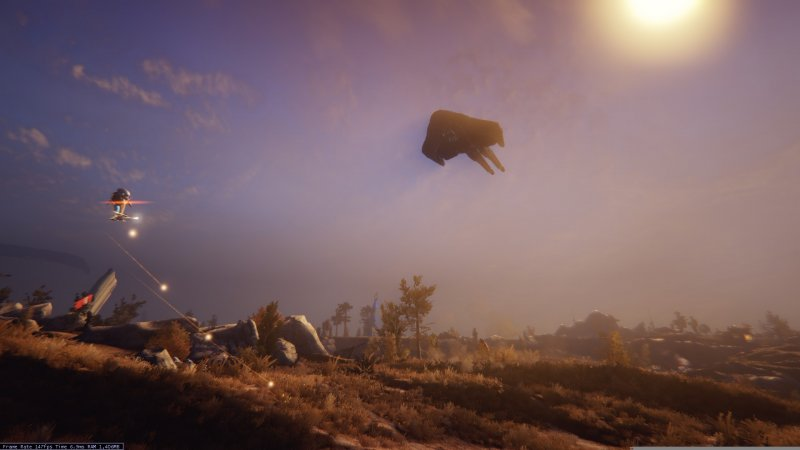 Warframe allarga i propri confini con l'update Plains of Eidolon
