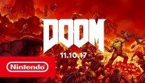 DOOM - Intervista con id Software sulla versione Switch