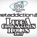 Tutti gli appuntamenti dedicati ai videogiochi a Lucca Comics & Games 2017