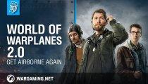 World of Warplanes 2.0 - Trailer
