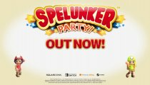 Spelunker Party! - Trailer di lancio