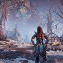 I primi voti di Horizon Zero Dawn: The Frozen Wilds sono positivi ma inferiori a quelli del gioco principale