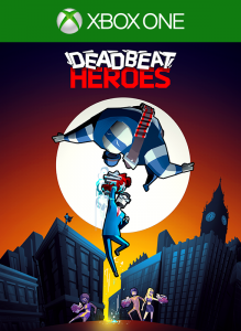 Deadbeat Heroes per Xbox One