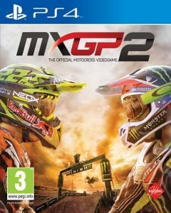 MXGP 2 - The Official Motocross Videogame per PlayStation 4