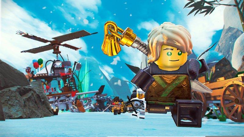 Mattoncino su mattoncino nella recensione di LEGO Ninjago