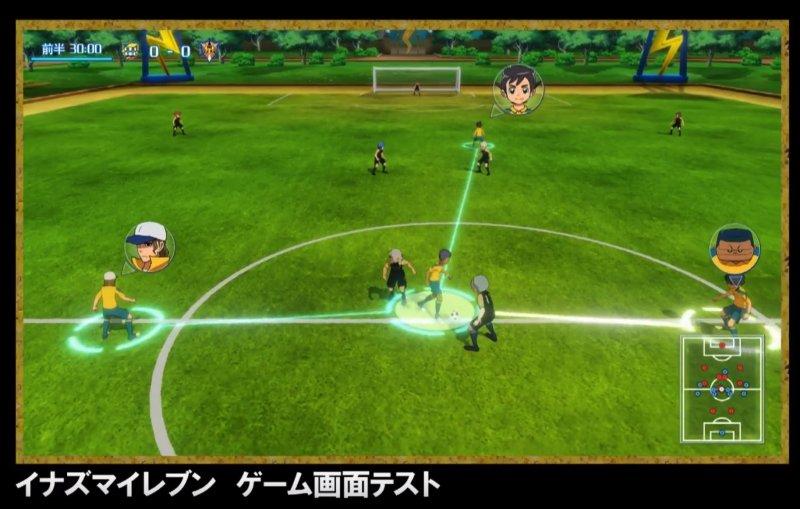 Inazuma Eleven Ares, ecco il primo trailer