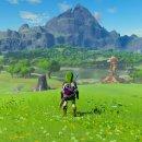 The Legend of Zelda: Breath of the Wild appare sempre più bello... su PC