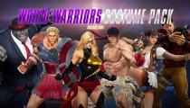 Marvel vs. Capcom: Infinite - World Warriors Costume Pack trailer
