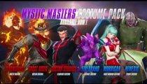 Marvel vs. Capcom: Infinite - Mystic Masters Costume Pack trailer